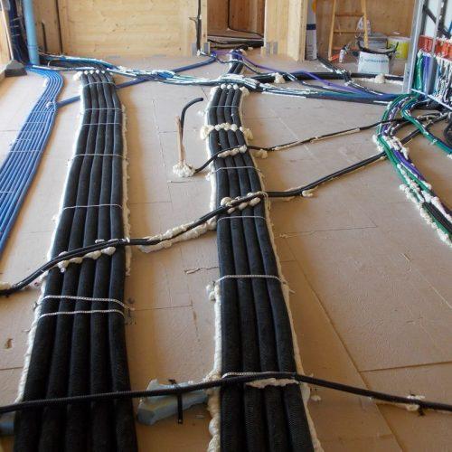 Impianti elettrici Impianti idraulici